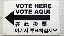 Conozca sus derechos como votante
