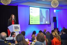 Leaders from various industries gathered at the Hispanic Leadership Summit in Chicago on April 26. Photo: Hispanic Leadership Summit