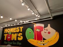 Honest Tom's es una taqueríavegana en West Philly. Foto: Eli Siegel