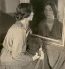 Margaret Watkins by Frances Bode. Joseph Mulholland Collection.