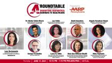 The AL DÍA Roundtable:Disrupting Disparities - Barriers to Healthcare took place on June 17. Photo:AL DÍANews.