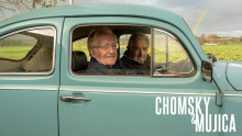 Chomsky & Mujica. Press material