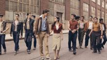 Frame from West Side Story's trailer. Photo de @amblin.