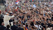 WMF2015 in Philly attracts Latino Catholics in Español