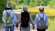 La menopausia suele aparecer alrededor de los 50 años. Foto:Silviarita