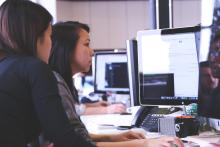 Women working can look forward to a bill that sees to increase their earning potential taking effect May 23. Photo courtesy: Creative Commons.