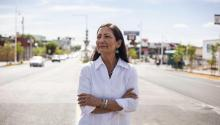 Deb Haaland, a Democratic winner in New Mexico, will become one of the first Native American women in Congress. Juan Labreche/AP