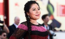 Yalitza Aparicio. Getty Images