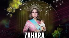 Official poster of the Zahara concert was removed in Toledo.
