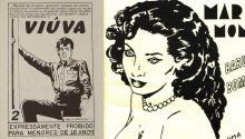 Carlos Zéfiro realizó más de 800 comics de contenido sexual, según se cree. Photo: Agente Provocador