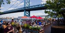 Hoy es viernes de 'Beer Garden' en Philly