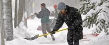 Reporte cualquier problema de remoción de nieve