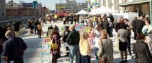 'The Porch' busca proyectos de arte para subsidiar